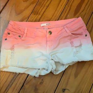 Bongo ombré shorts